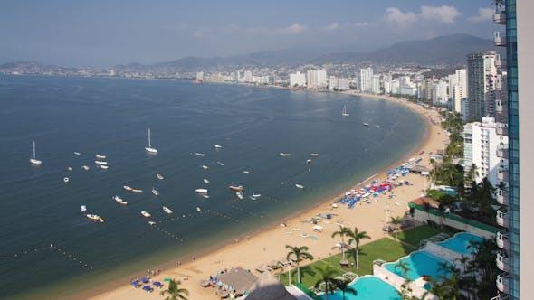 Thumbnail for Acapulco Bay Mexico 2