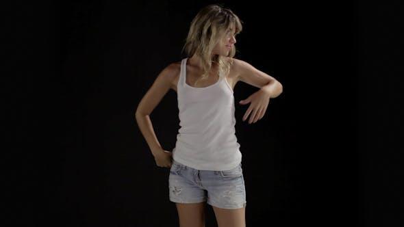 Thumbnail for Girl Dancing 3
