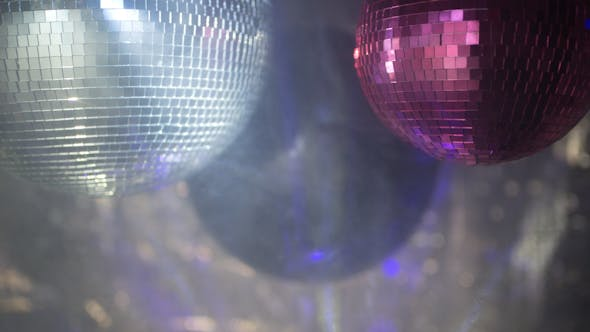 Thumbnail for Pink Discoball 21