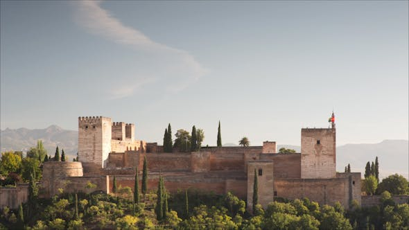 Thumbnail for The Alhambra Granada, Andalusia Spain 2