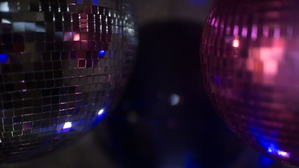 Thumbnail for Pink Discoball 25