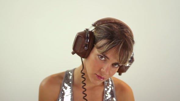 Thumbnail for Girl Listening To Music 5