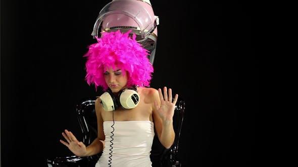 Thumbnail for Disco Hairstyle Retro Fashion Burlesque 2
