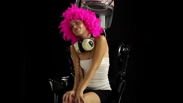 Thumbnail for Disco Hairstyle Retro Fashion Burlesque 3