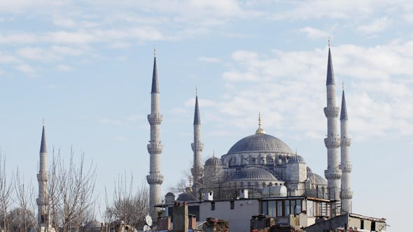 Thumbnail for Blue Mosque Istanbul Turkey 1