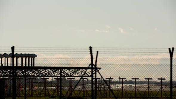 Thumbnail for Plane Landing Barcelona Airport 8