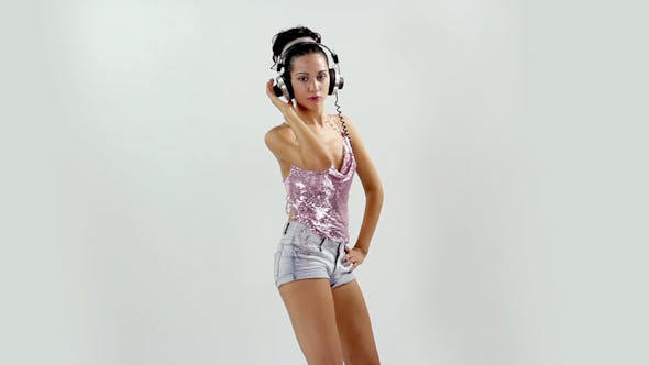 Thumbnail for Sexy Girl Dance Headphones 4