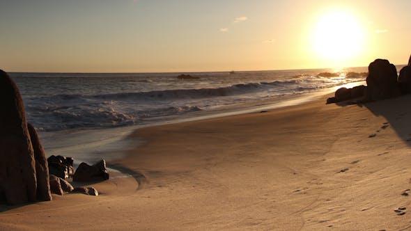 Thumbnail for Sunset Stunning Beach Baja California Sur 2