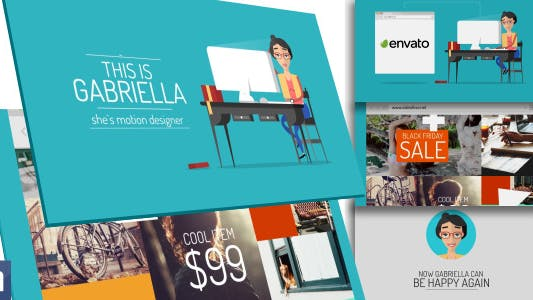 Thumbnail for Promote Your Product or Service with Gabriella