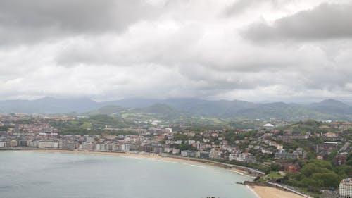 Playa De La Concha San Sebastian Spain 1