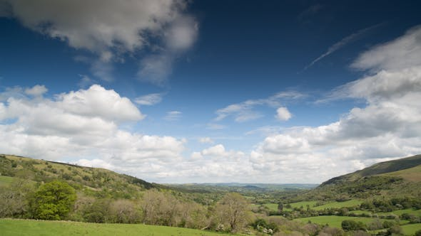 Thumbnail for Brecon Beacons Wales Field Countryside 3