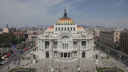 Bellas Artes Mexico City 1