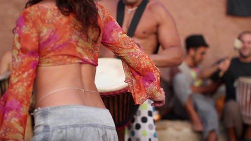 Ibiza Drummers Benirras 7