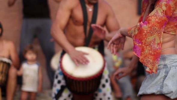 Thumbnail for Ibiza Drummers Benirras 8