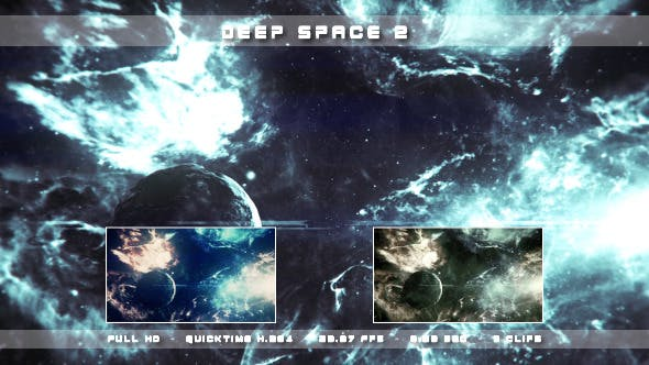 Thumbnail for Deep Space II