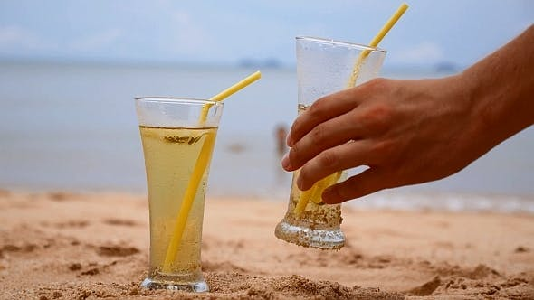 Thumbnail for Cocktails on the Beach