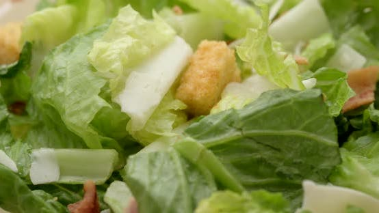 Thumbnail for Romaine Lettuce Salad
