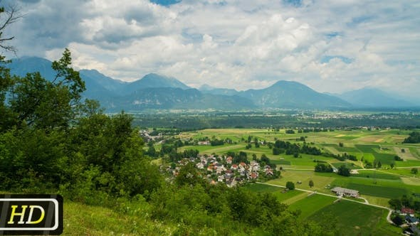 Another Awesome Panorama from Slovenia