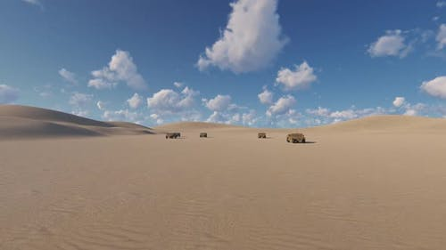 Humvee Battleground