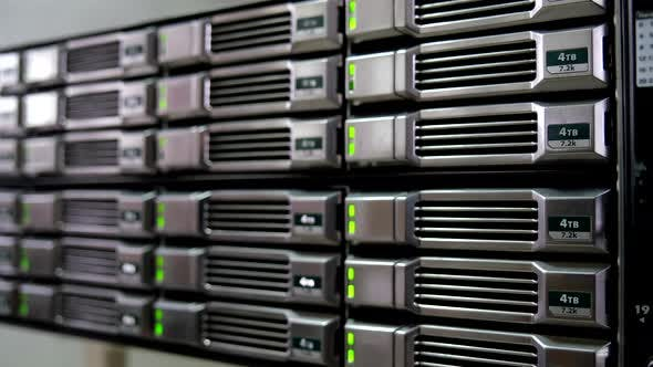 Thumbnail for Storage and Database in the Server Room