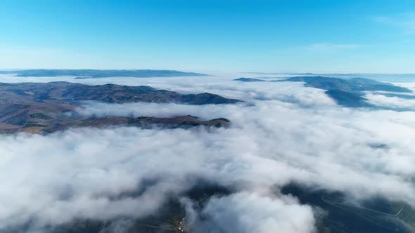 Above Sea of Clouds