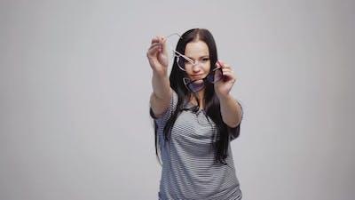 Models of Eyeglasses