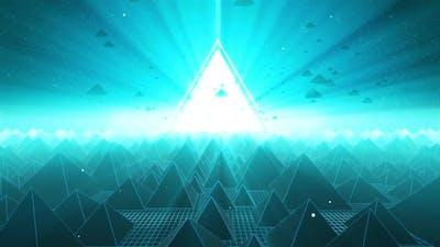 Flying On Pyramid Network 01 HD