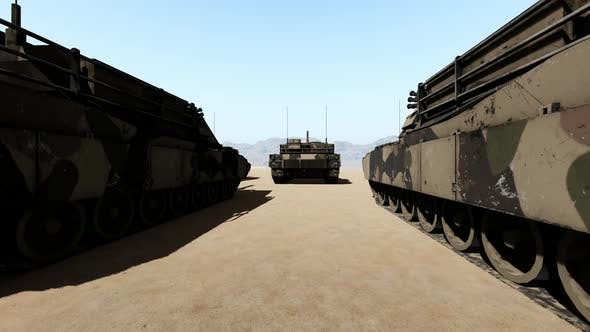 Thumbnail for Walking between Tanks