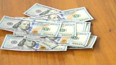American Money. A Lot of Money
