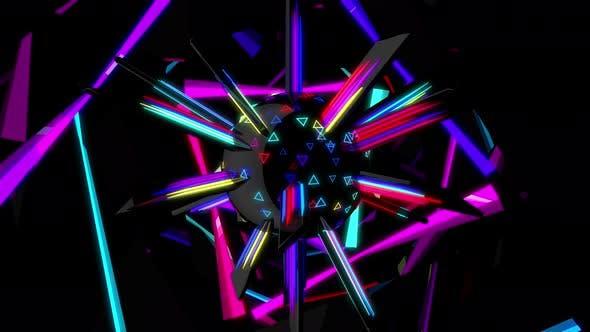 Thumbnail for Futuristic Discoball 4K