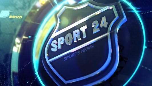 TV Broadcast Sports News Packages