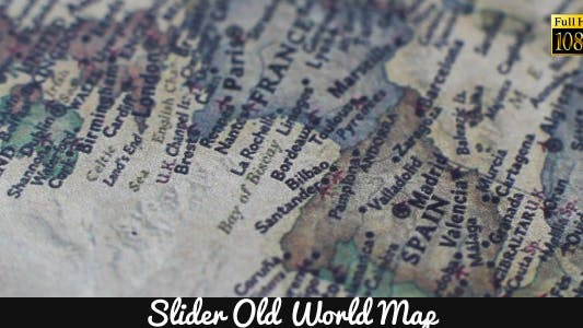 Thumbnail for Old World Map