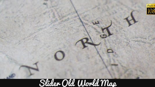 Cover Image for Old World Map 3