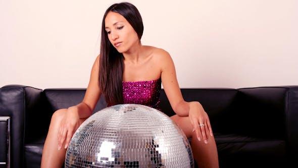 Thumbnail for Celine Discoball 01