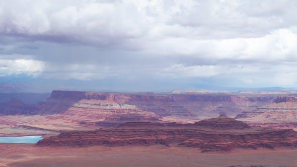Rock Structures At Canyonlands, Utah, Usa