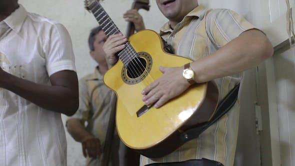 Thumbnail for Cuban Music Band Playing Havana Cuba 16