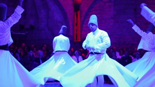Thumbnail for Sufi Dervish Dancers Istanbul 18