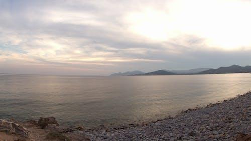 Ibiza Beach Sunset 2