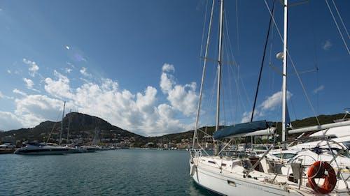 Estartit Spain Costa Brava Boats Sea 6