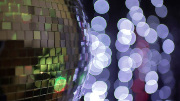 Thumbnail for Disco Ball Light Effect 1