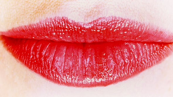 Thumbnail for Sexy Lips Mouth Pucker Kiss 1