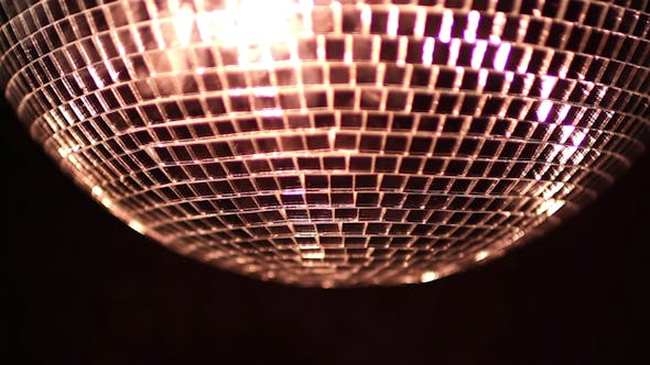 Thumbnail for Funky Discoball Spinning Light Effect 13