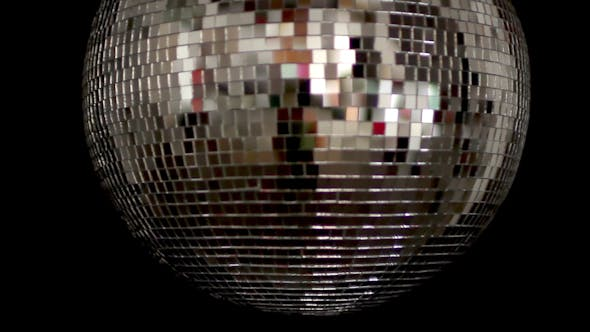 Thumbnail for Funky Discoball Spinning 16