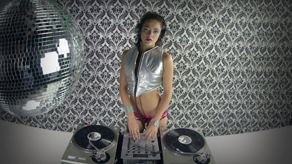 Thumbnail for A Sexy Female Dj 3