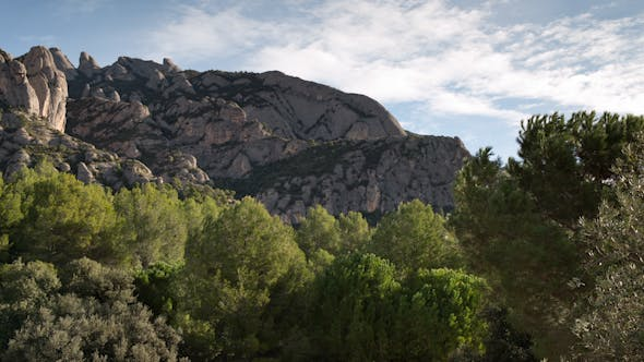Thumbnail for Montserrat Mountains Spain 1