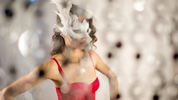 Thumbnail for Sexy Disco Dancer Woman 24