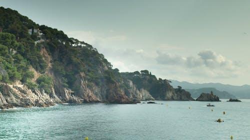Beautiful Bay On The Spanish Costa Brava Coast 4