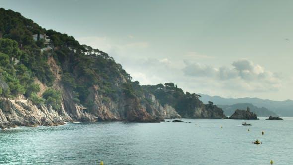 Thumbnail for Beautiful Bay On The Spanish Costa Brava Coast 4