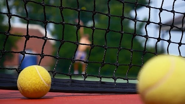 Thumbnail for Play Tennis on the Court