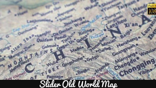 Thumbnail for Old World Map 14